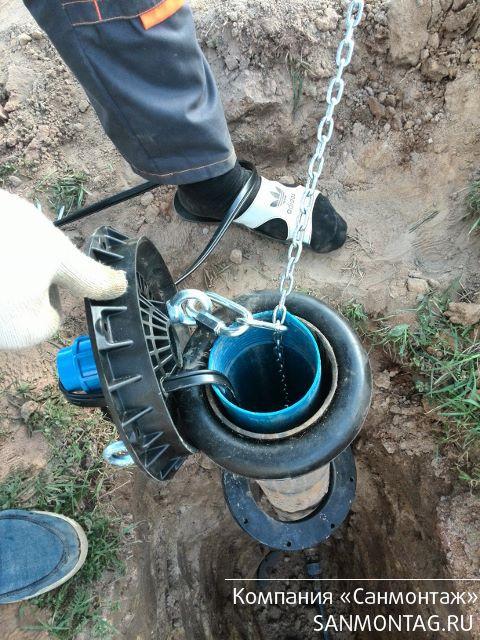 какое оборудование ставить на скважину для полива зимой тому экономиться